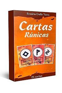 CARTAS RÚNICAS C/25 CARTAS