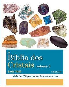 A BÍBLIA DOS CRISTAIS VOL 3. JUDY HALL