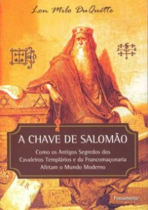 A CHAVE DE SALOMÃO. LON MILO DUQUETTE