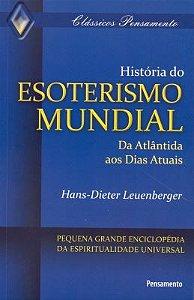 HISTORIA DO ESOTERISMO MUNDIAL. HANS-DIETER LEUENBERGER