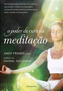 O PODER DE CURA DA MEDITAÇÃO. ANDY FRASER