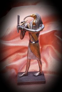 THOTH DEUS EGIPCIO, VERONESE