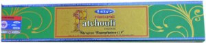 INCENSO SATYA PATCHOULI 15 G