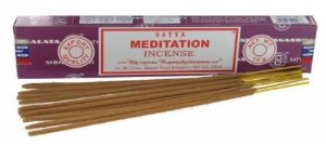 INCENSO SATYA MEDITATION 15 G