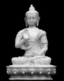BUDA NEPAL MUDRA PROTEÇÃO 19 CM