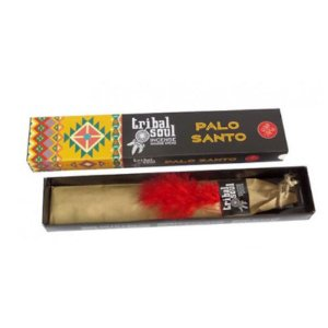 INCENSO TRIBAL PALO SANTO