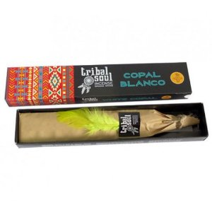 INCENSO TRIBAL COPAL