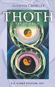TARÔ DE THOTH, ALIESTER CROWLEY