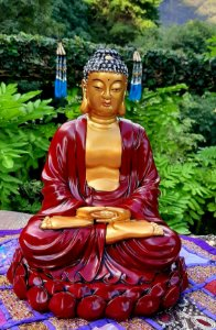 BUDA SAKYAMUNI, 24 CM