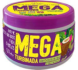 Mega Turbinada 230gr - Creme Restaurador Vegano