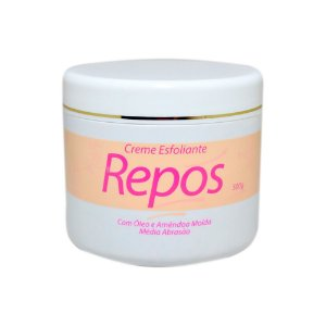 Creme Esfoliante Amêndoa Repos - 500 g