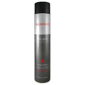 Spray Allwaves Fixador De Cabelo Profissional 750ml