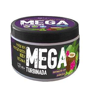 Mega Turbinada 230gr - Máscara Matizadora Vegano