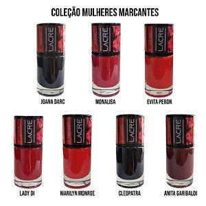 Lacre Mulheres Marcantes Coleção Completa - 7 cores