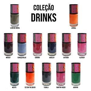 Lacre Drinks Coleção Completa - 13 cores