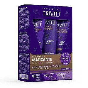 Kit Home care Matizante com Hidratação Intensiva - Trivitt