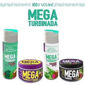 Kit Capilar - Mega Turbinada