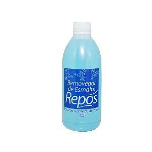 Removedor de Esmaltes Com Acetona Repos - 500ml