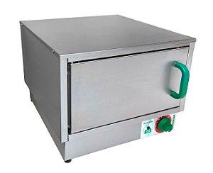 Estufa a Seco para aquecer marmitas com capacidade p/ 12 Marmitas Marca Metalnox