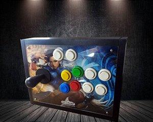 Controle Arcade PC/PS3/PS4 MODELO BÁSICO