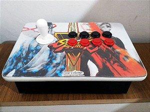 Controle Arcade 10 Botões. PC/PS3/PS4