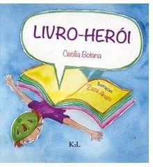 Livro herói