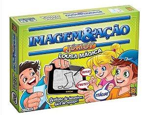 Jogo Imagem e Ação Jr Lousa Mágica -  Grow
