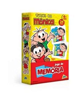 Jogo da memória - Turma da Mônica