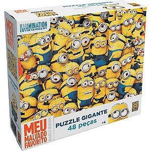 Quebra-cabeça 48 peças Minions
