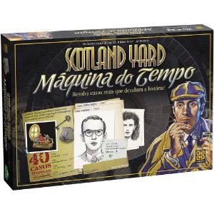 Scotland Yard: Máquina do tempo