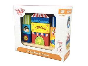 Circo em Blocos - Tooky Toy