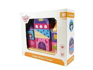 Castelo em blocos