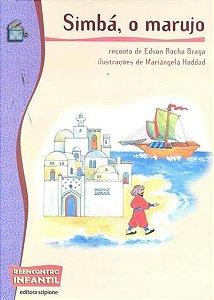 Simbá, o marujo - reconto de Edson Rocha Braga