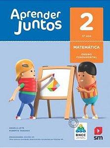 Aprender Juntos. Matemática - 2º Ano - Base Nacional Comum Curricular [Spiral-bound] Angela Leita