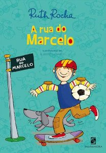 A rua do Marcelo