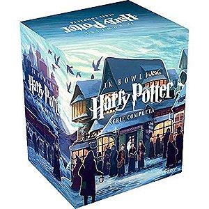 Box Harry Potter - Edição Especial