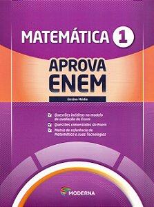Aprova ENEM. Matemática - Volume 1
