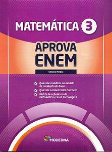 Aprova ENEM. Matemática - Volume 3