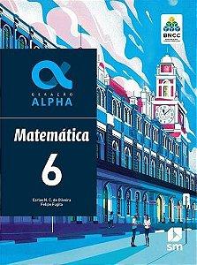 Geração Alpha: Matemática - 6º ano - 3ª edição 2019 BNCC