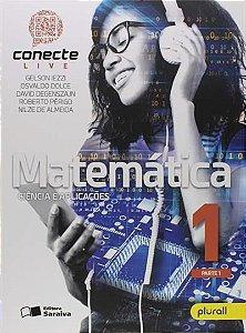 CONECTE LIVE: MATEMATICA - VOLUME 1 - 3ªED.(2018)
