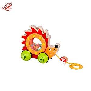 Bebê Ouriço de Puxar - Tooky Toy
