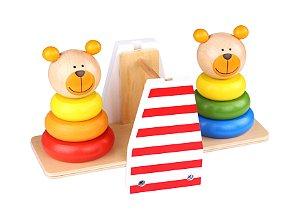 Ursinhos de Equilíbrio - Tooky Toy
