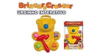 URSINHO INTERATIVO - BRINCAR e CRESCER