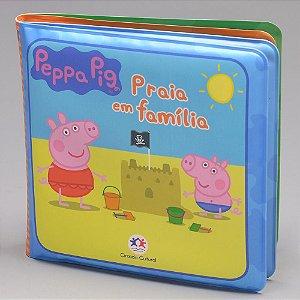 Peppa Pig - Praia em familia