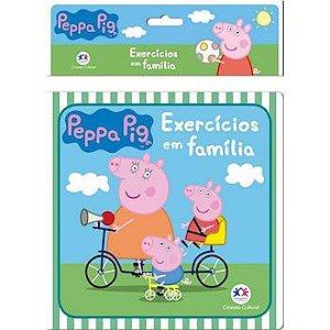 Peppa Pig - Exercicios em familia