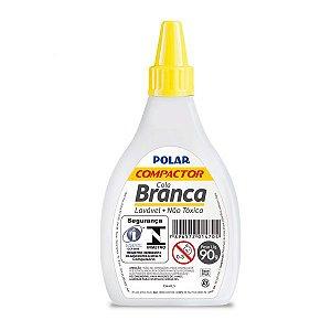 COLA POLAR BRANCA 90g - COMPACTOR