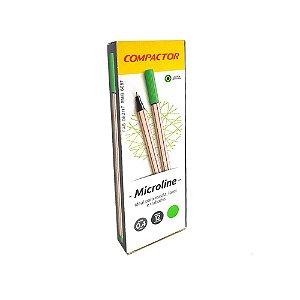 MICROLINE 0,4mm VERDE - COMPACTOR