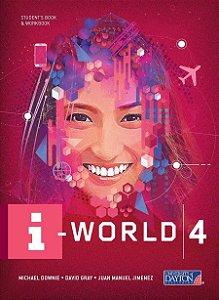 I World 4 - 9º ano - Ed. 2018
