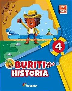 PROJETO BURITI PLUS: HISTÓRIA - 4º ANO BNCC