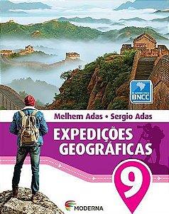 EXPEDIÇOES GEOGRAFICAS - 9º ANO (3ª EDIÇAO BNCC) - 3ªED.(2018)